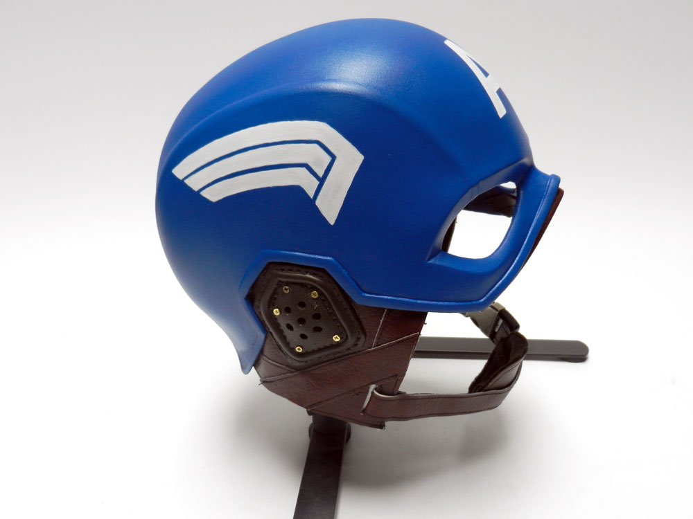 First Avenger Helmet Prop Replica