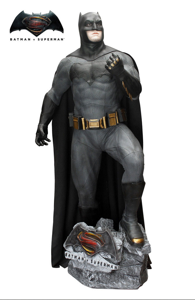 Batman Vs. Superman Batman Life-Size Display Statue
