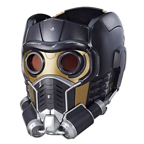 Guardians of the Galaxy Star-Lord Marvel Legends Electronic Helmet Prop Replica