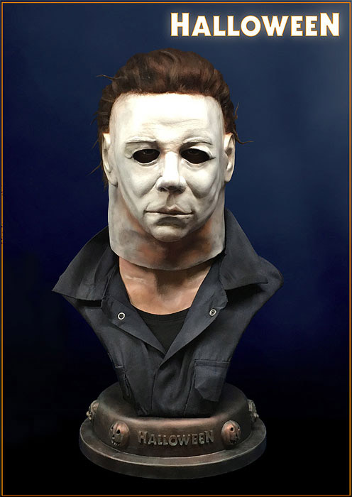 Halloween 1978 Michael Myers Life-Size Bust
