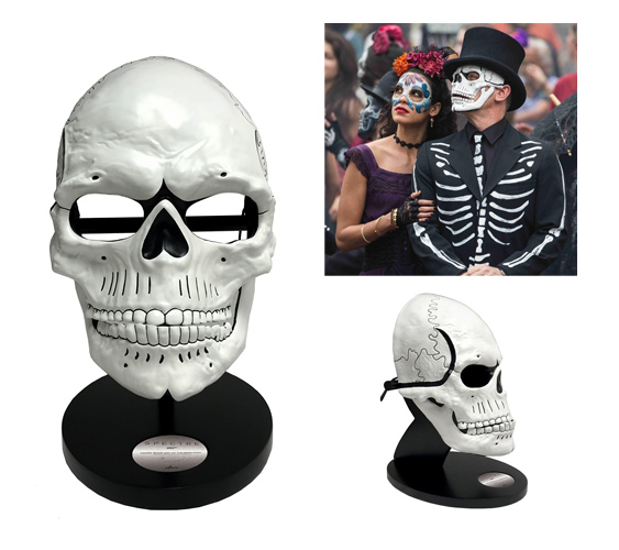 James Bond 007 Spectre Day of the Dead Mask Prop Replica