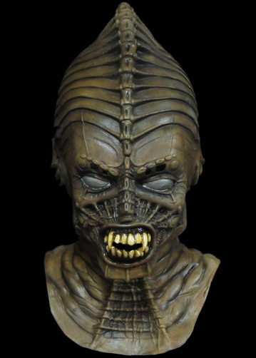 Syngenor Scared To Death Latex Collectible Halloween Mask