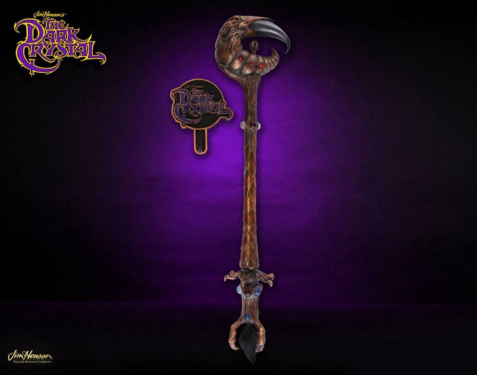 Dark Crystal, The 1/1 Scale Emperor's Scepter Prop Replica