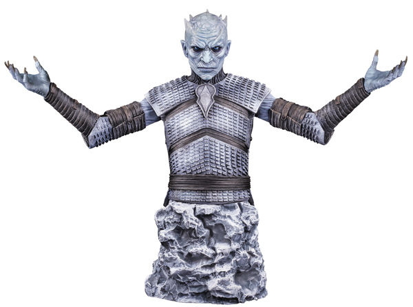 Game of Thrones: The Night King Bust