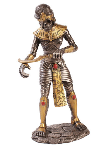 Egyptian Mummy 1/7 Scale Statue Bronze Version