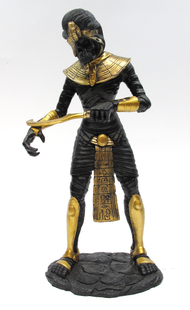Egyptian Mummy 1/7 Scale Statue Black Version