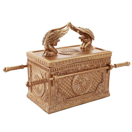 "Ark Of The Covenant 9"" Long Box"