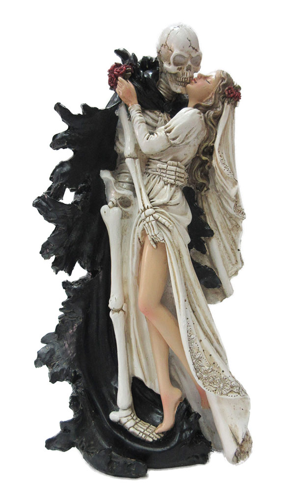 Love Never Dies Grim Reaper with Girl 1/6 Scale Statue