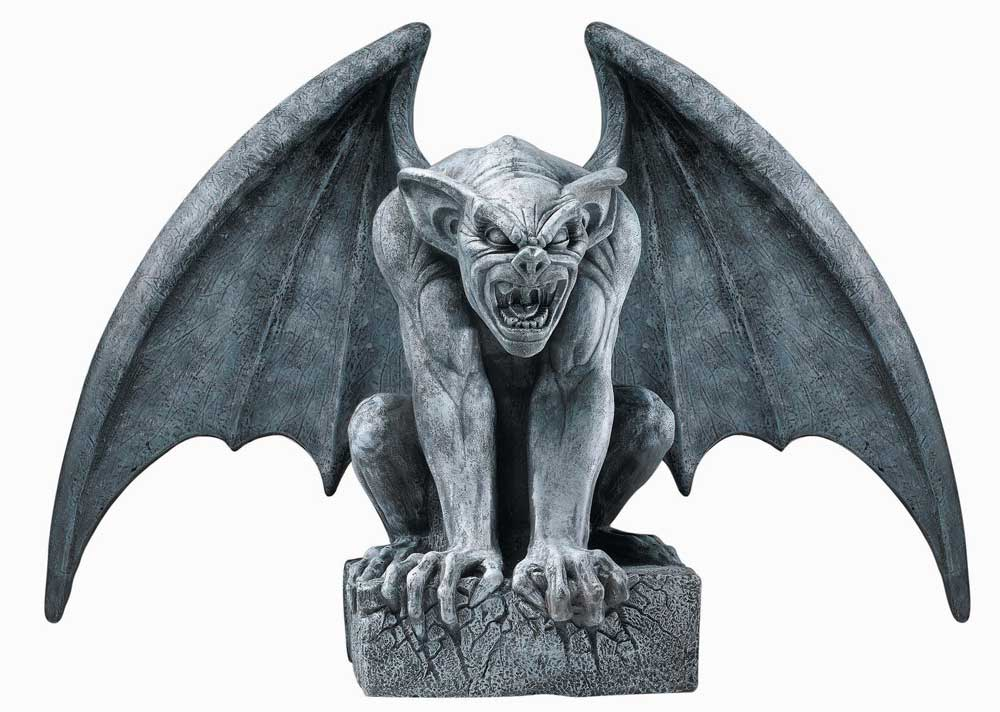 "Gargoyle Large 30"" Wall Mount Display"