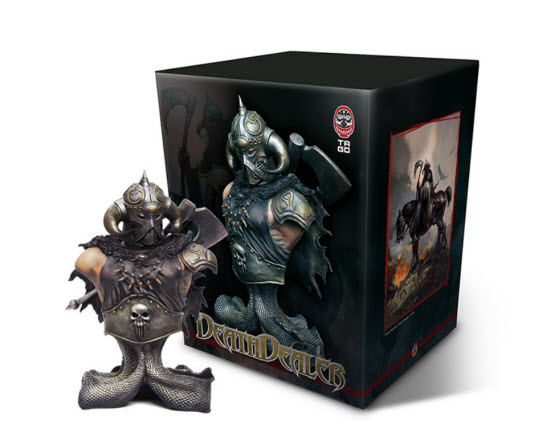Death Dealer 1/4 Limited Edition Bust by Tago