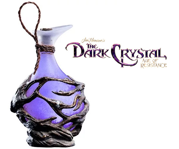 Dark Crystal Age of Resistance Essence Vial 1:1 Scale Prop Replica