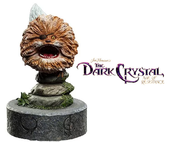 Dark Crystal Age of Resistance Baffi the Fizzgig 1/6 Scale Statue