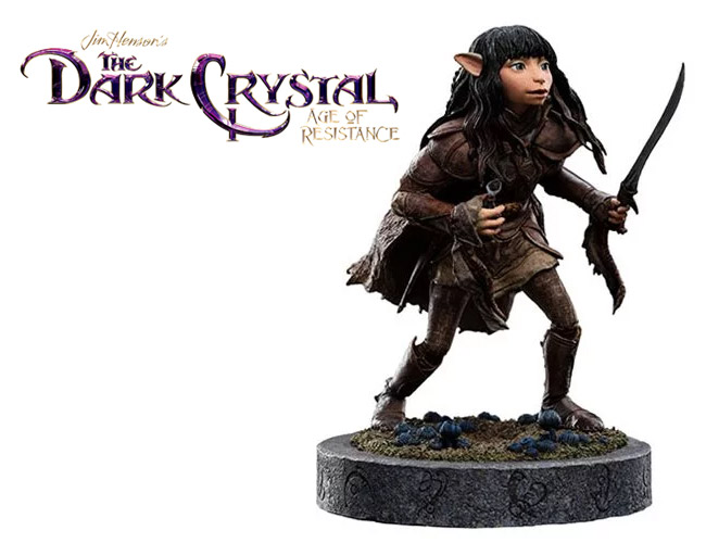 Dark Crystal Age of Resistance Rian the Gefling 1/6 Scale Statue