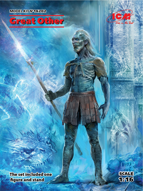 Game of Thrones White Walker Great Other 1/16 Scale Model Kit