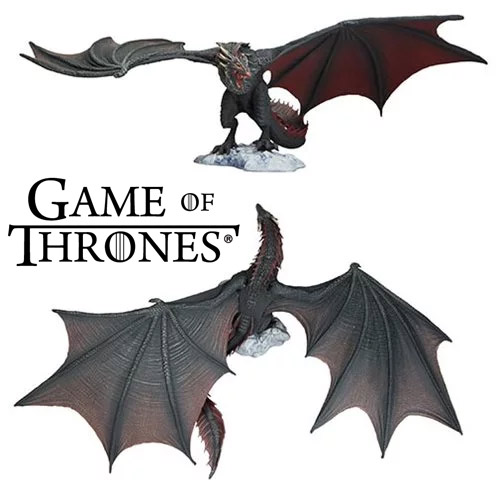 Game of Thrones Drogon Dragon Deluxe Action Figure Box