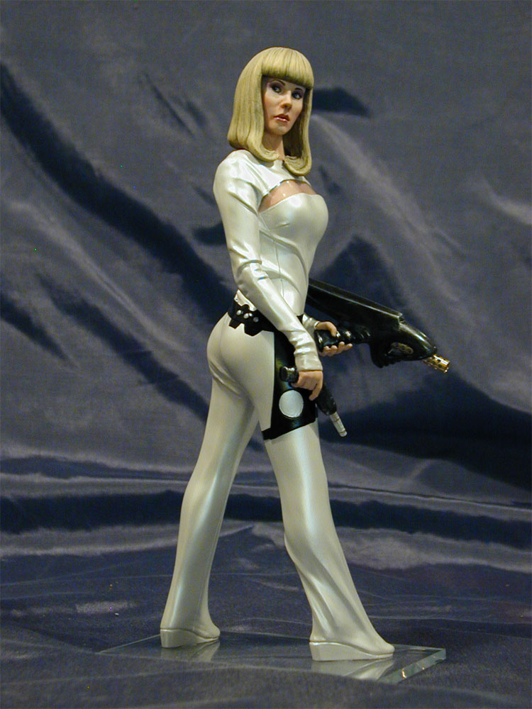 Galaxina Android Playmate Dorthy Stratten Resin Model Kit