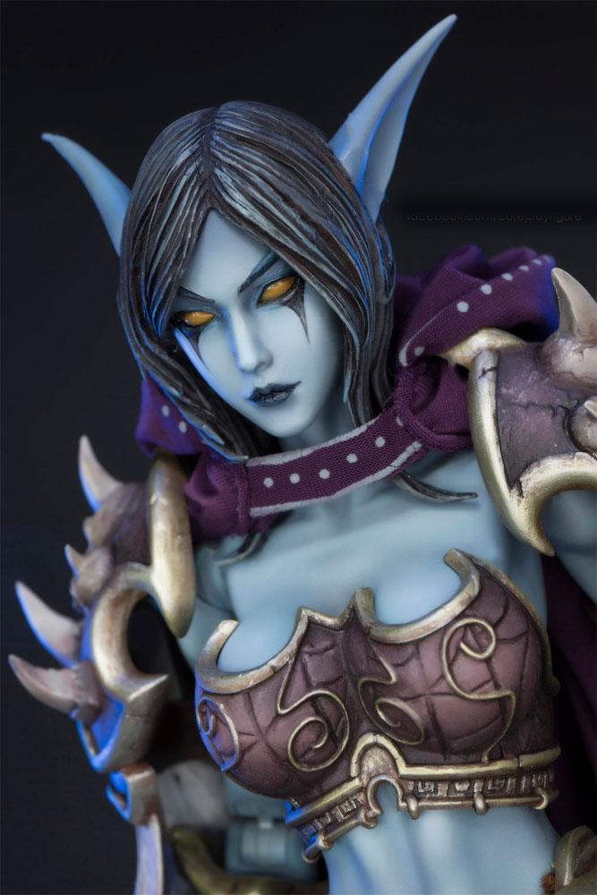 Successor The Dark Lady Sylvanas Windrunner 1/6 Scale Collector's Figure by Coreplay