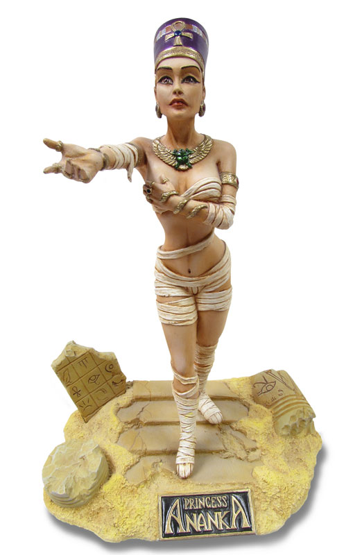 Princess Ananka 1/8 Scale Model Kit