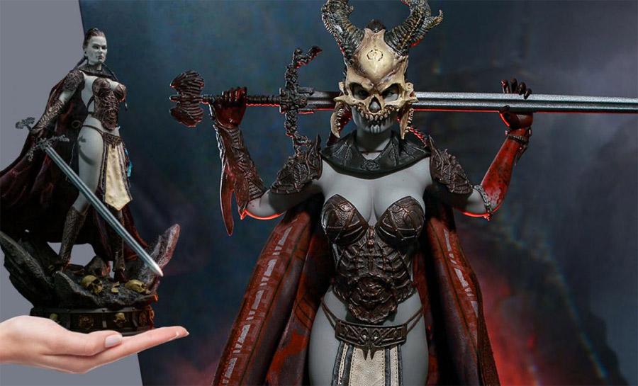 Court of the Dead Kier First Sword of Death 1/6 SCale Figure by TB League