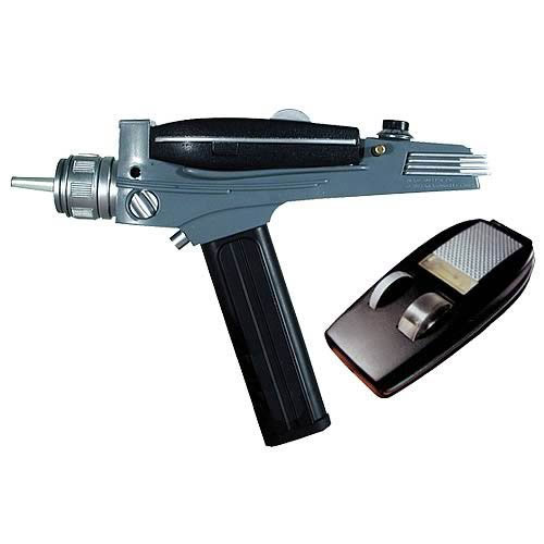 Star Trek Type II Phaser Prop Replica Toy
