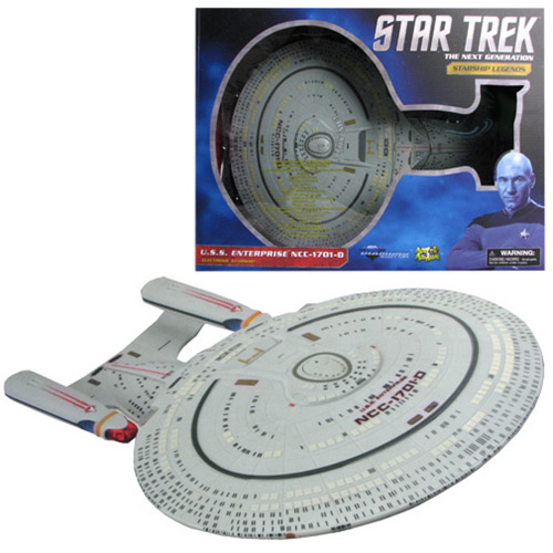 Star Trek The Next Generation Enterprise NCC-1701-D Replica