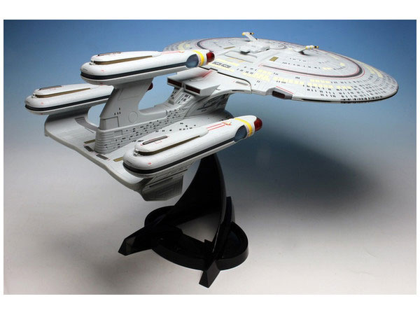 Star Trek The Next Generation All Good Things U.S.S. Enterprise NCC 1701-D Replica