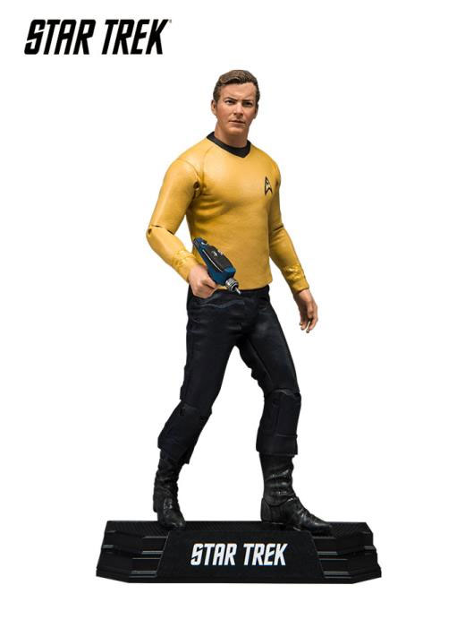 Star Trek Captain Kirk Series One Action Figure