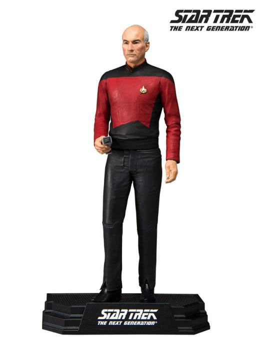 Star Trek TNG Captain Jean-Luc Picard Series One Action Figure