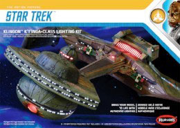 Star Trek The Motion Picture Klingon K't'inga Battlecruiser 1/350 Scale Model Lighting Kit