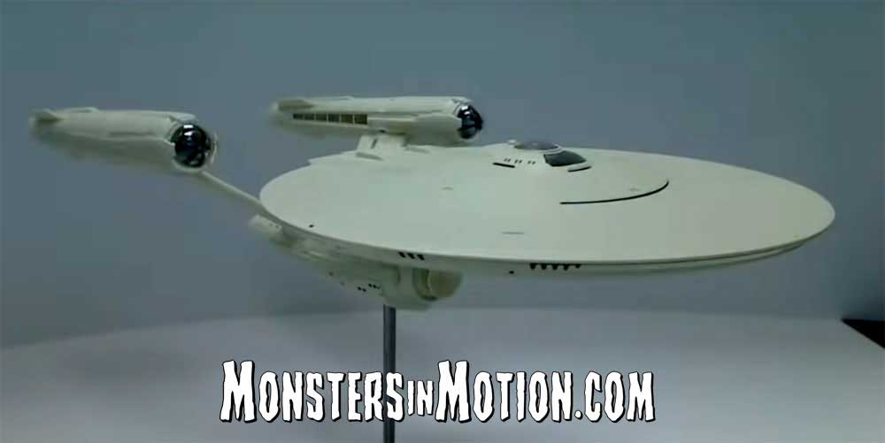 Star Trek Discovery Enterprise NCC-1701 1/1000 Scale Model Kit