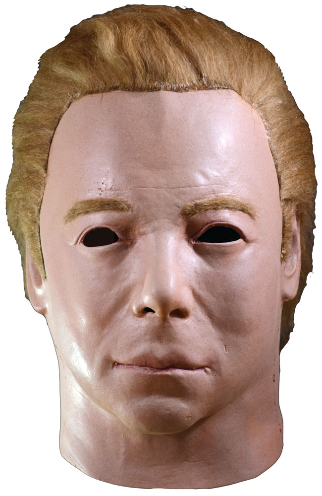 Star Trek Captain Kirk 1975 Don Post Mask Replica