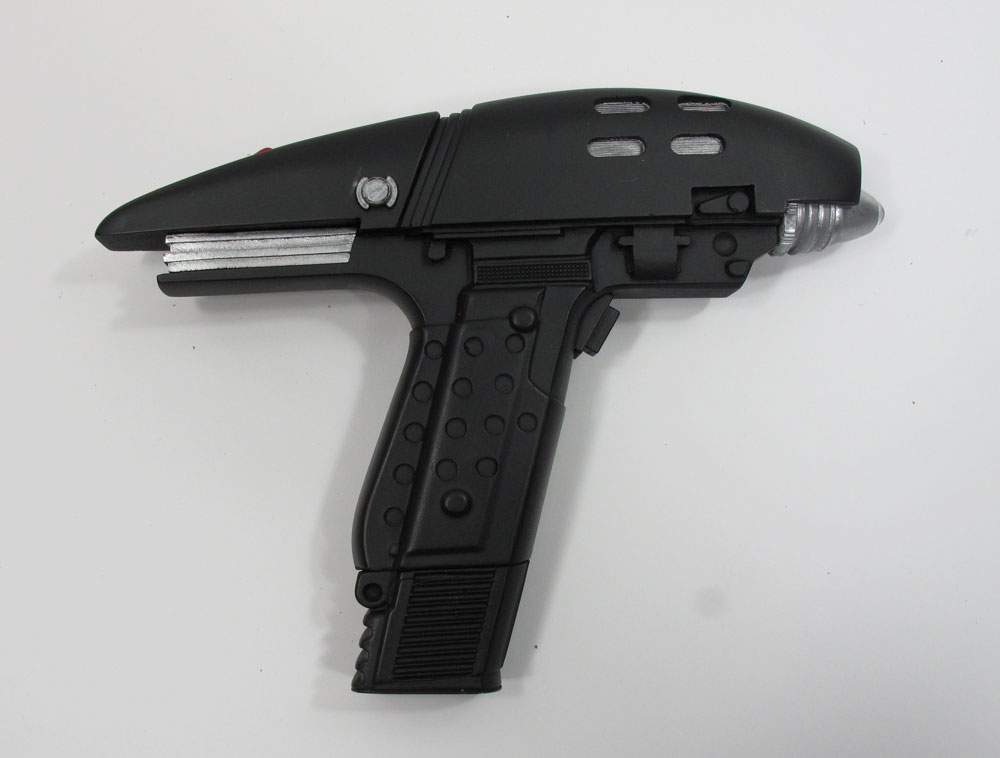 24th Century Battle Phaser Prop Replica with Light