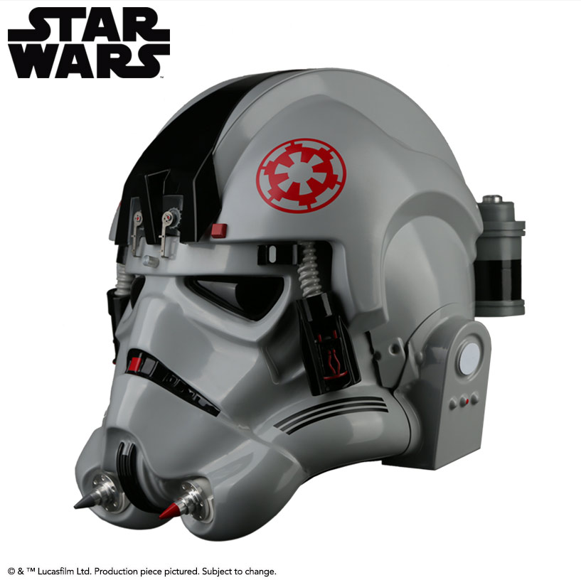 Star Wars AT-AT Driver Helmet Prop Replica