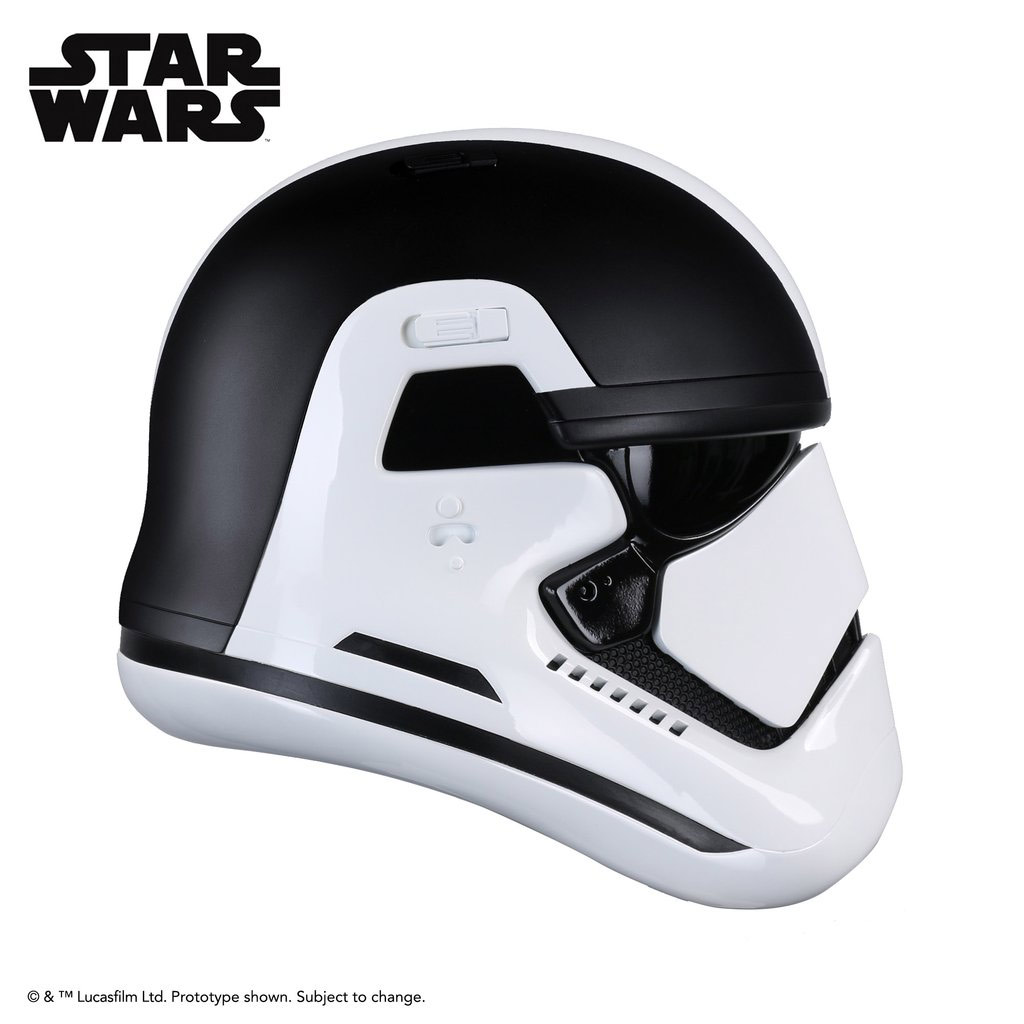 Star Wars The Last Jedi First Order Stormtrooper Executioner Premier Helmet Prop Replica - Click Image to Close