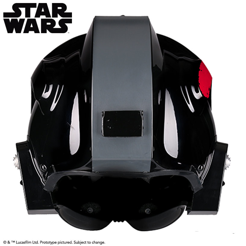 Star Wars Inferno Squad Commander Helmet Prop Replica - Click Image to Close