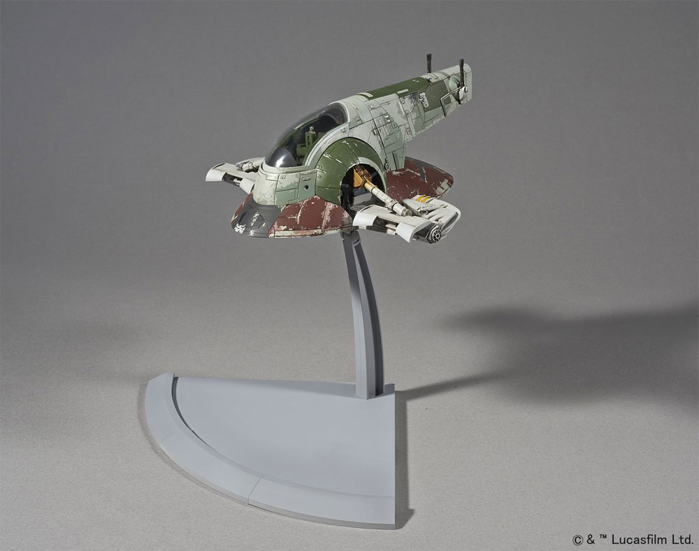 Star Wars Boba Fett Slave 1 1 144 Scale Model Kit By Bandai Star Wars Boba Fett Slave 1 1 144 Scale Model Kit By Bandai 26wba14 34 99 Monsters In Motion Movie
