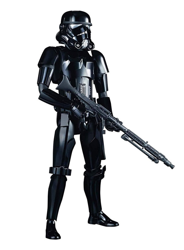 Star Wars Shadow Stormtrooper 1/6 Scale Model Kit by Bandai