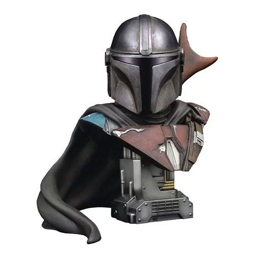 Star Wars Mandalorian Legends in 3D 1/2 Scale Limited Edition Bust