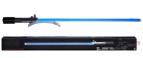 Star Wars Luke Skywalker Lightsaber Force FX