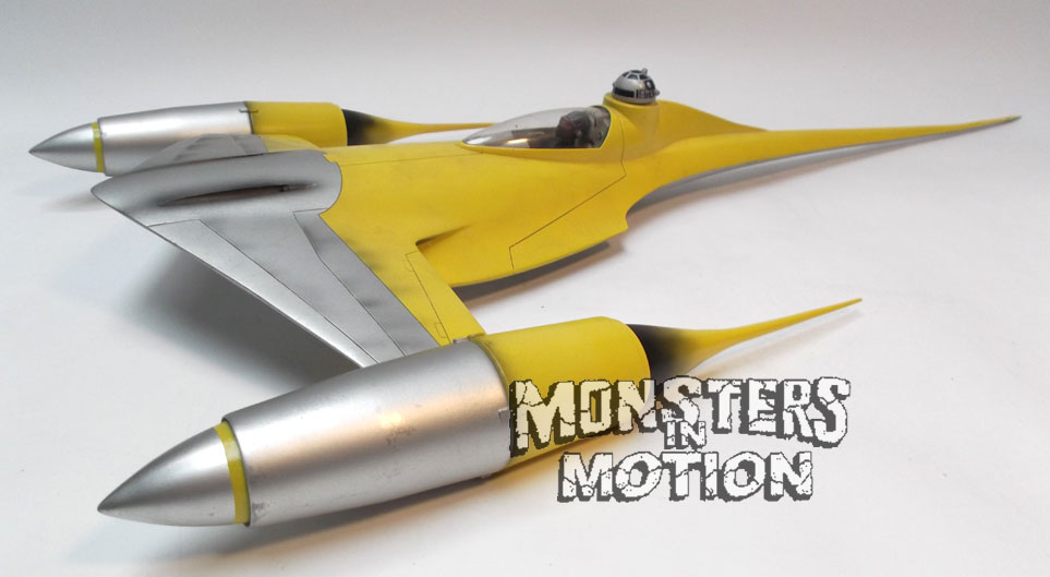 EP-1 Studio Scale Starfighter 28 Inch Long Model Kit