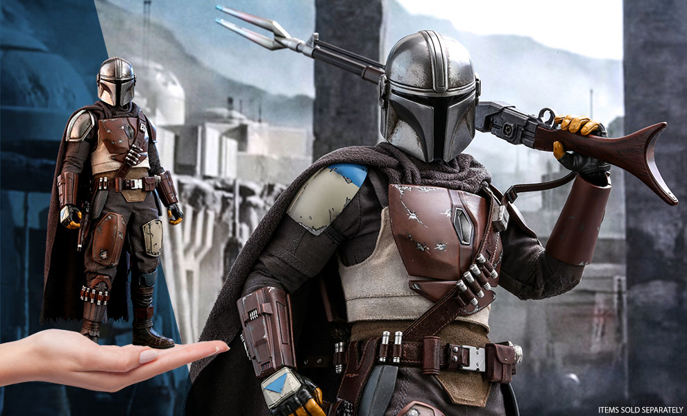 Star Wars The Mandalorian 1/6 Scale Figure by Hot Toys