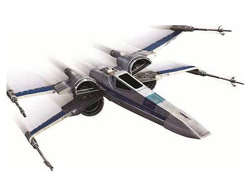 Star Wars The Force Awakens Resistance X-Wing Fighter Hot Wheels Elite Die-Cast Vehicle