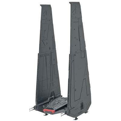 Star Wars The Force Awakens Kylo Ren's Command Shuttle 1/93 SnapTite Max Model Kit by Revell