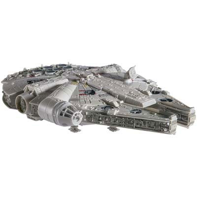Star Wars The Force Awakens Millennium Falcon 1/72 SnapTite Max Model Kit by Revell