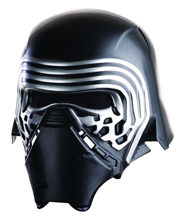Star Wars The Force Awakens Kylo Ren Adult Helmet