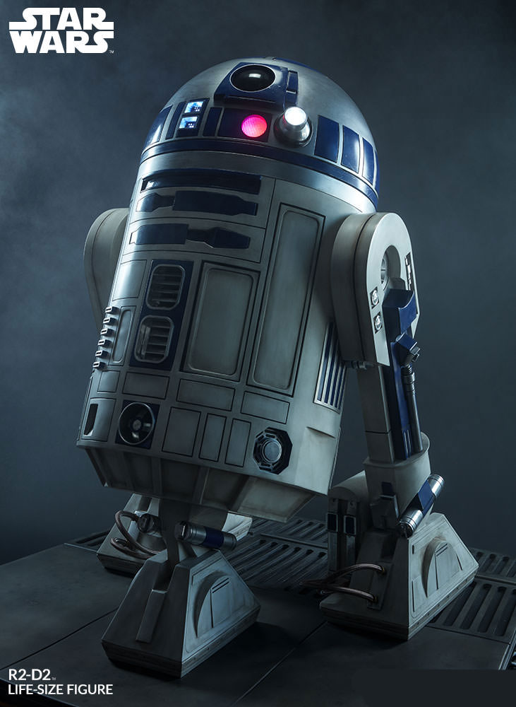 Star Wars R2-D2 Life-Size LIMITED EDITION Prop Replica