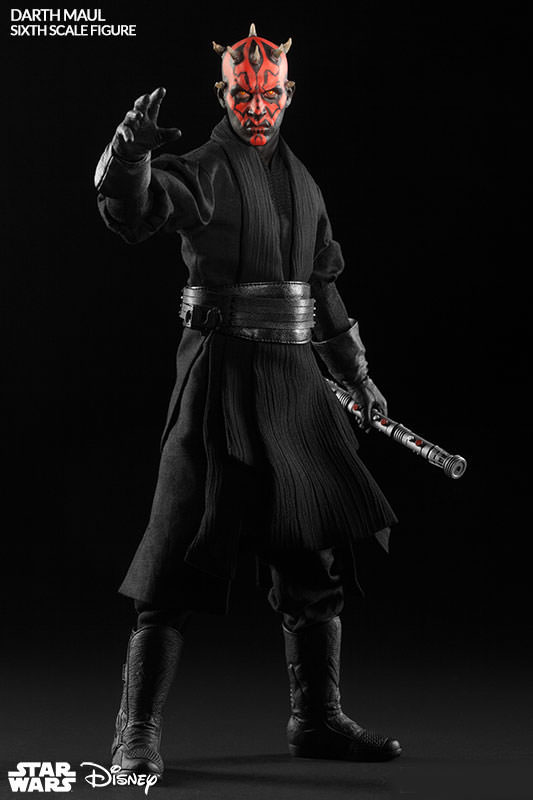 Star Wars Darth Maul 1/6 Scale Figure by Sideshow Toys