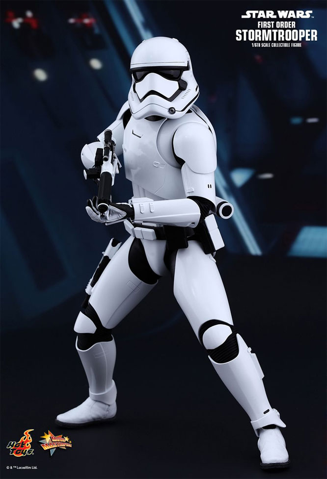 Star Wars The Force Awakens First Order Stormtrooper 1/6 Scale Figure