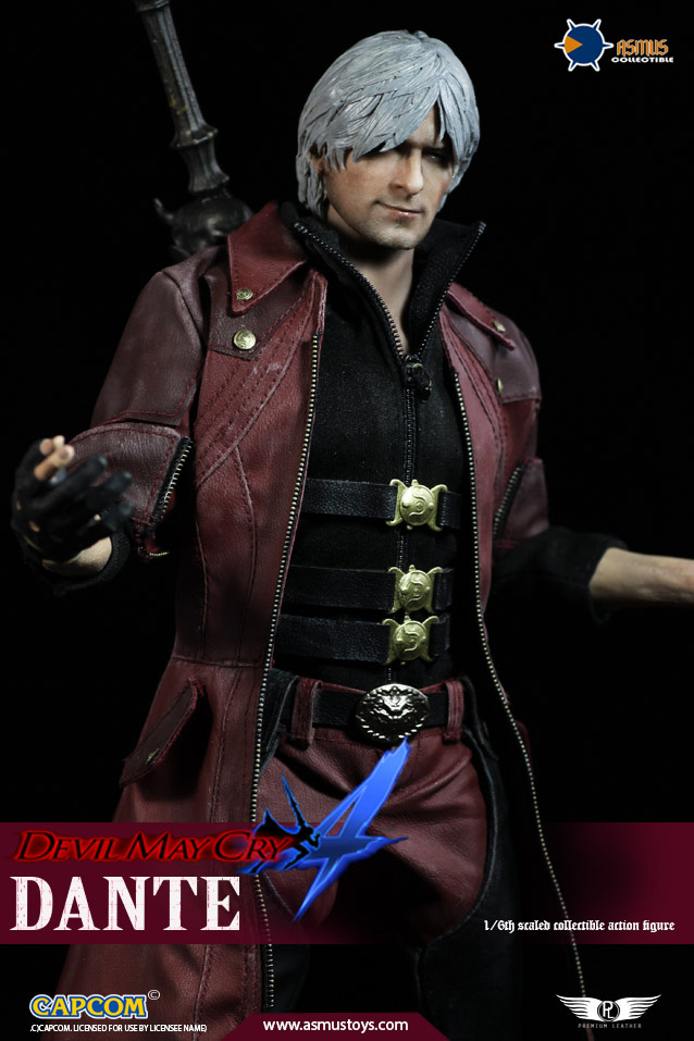 Devil May Cry Dante 1/6 Scale Figure by Asmus