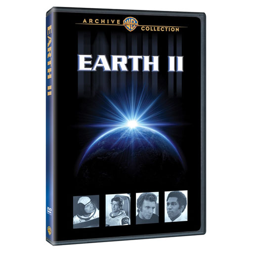 Earth II 1971 DVD Gary Lockwood